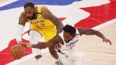 NBA. Los Lakers lucen en el regreso tras el parón provocado por el Covid-19