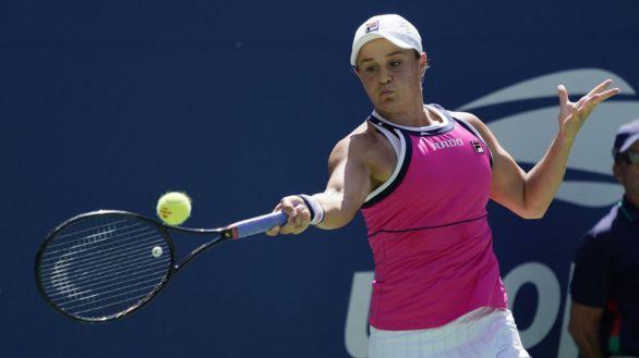 WTA. El US Open mantiene sus fechas a pesar de la baja de la número uno, Barty