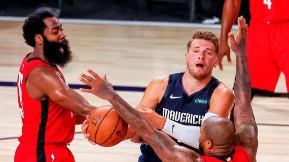 NBA. Harden y Antetokounmpo renacen en condición de MVP