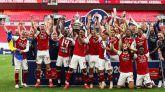 FA Cup. El fútbol inglés baja el telón con el Arsenal de Arteta campeón | 2-1