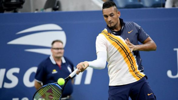 US Open. Kyrgios también renuncia a jugar en Nueva York por el coronavirus