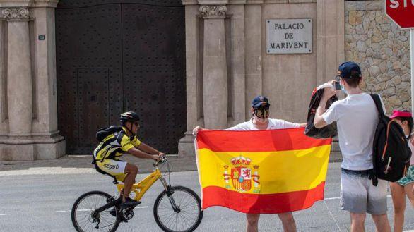 Los Reyes viajarán a Marivent, donde les espera la Reina Sofía