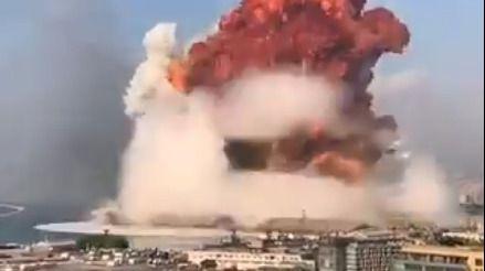 Líbano declara el estado de emergencia en Beirut tras las devastadoras explosiones