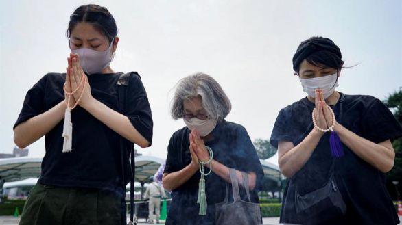 Japón conmemora el 75 aniversario de la devastación de Hiroshima