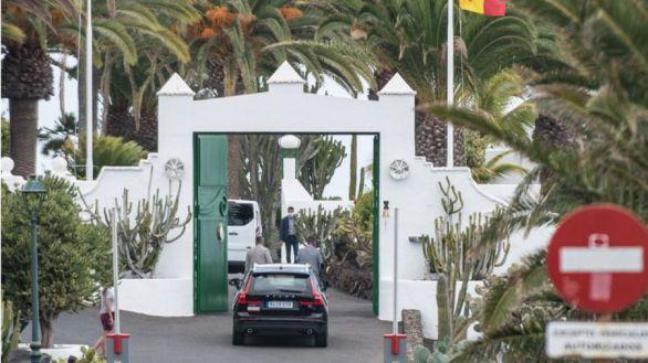 Sánchez despliega dos Falcon para pasar el verano en el Palacio Real de Lanzarote