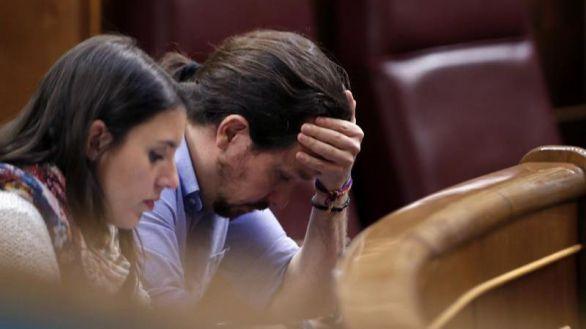 El Tribunal de Cuentas detecta irregularidades en la campaña electoral de Podemos