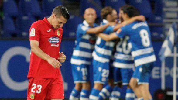 El Deportivo gana al Fuenlabrada y da el playoff al Elche |2-1