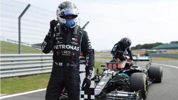 F1. Pole para Bottas mientras Sainz saldrá 13º