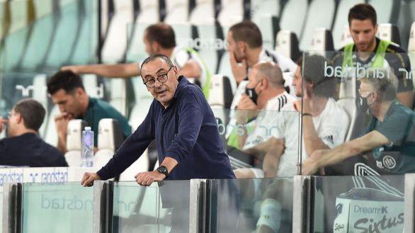 La Juventus despide a Sarri como entrenador