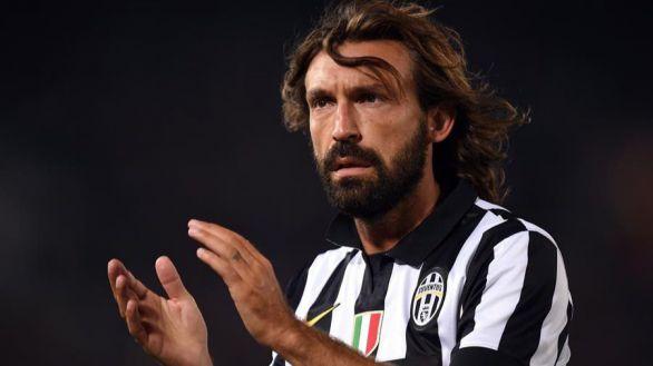 La Juventus elige a Pirlo como nuevo entrenador