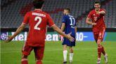 El Bayern acribilla al Chelsea y se cita con el Barcelona |4-1