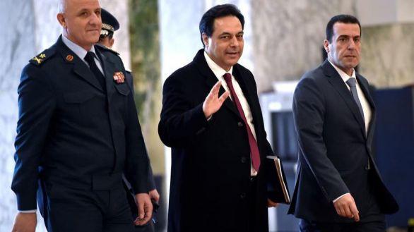 Dimite en bloque el Gobierno del Líbano tras la explosión de Beirut