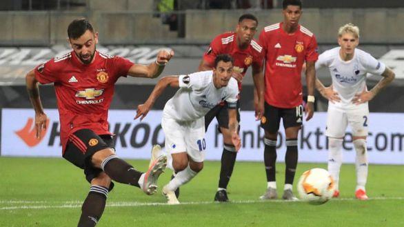 Europa League. El United apura en la prórroga y se cita con el ganador del Sevilla-Wolves |1-0