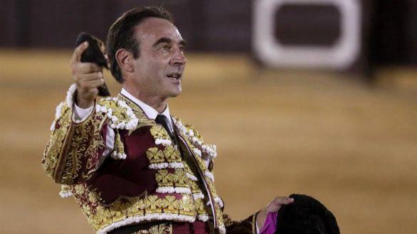 Enrique Ponce reaparece este jueves en Fuengirola recuperado de su lesión