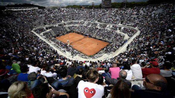 La ATP propone a Roma celebrar su Masters 1000 en 10 días y con 96 jugadores