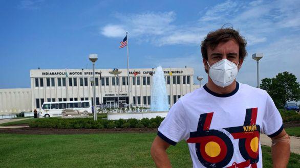 Indy500. Fernando Alonso arranca su tercer asalto a la 'Triple Corona'