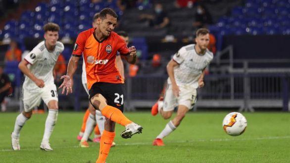 Europa League. El Shakhtar arrasa al Basilea y mete miedo | 4-1