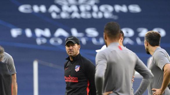 Simeone: 'No es importante ganar, es lo único que hay'