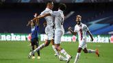 El PSG sufre hasta el descuento para romper el sueño del Atalanta |1-2