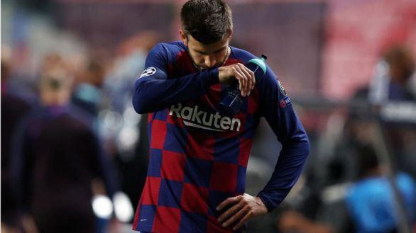 Piqué señala a Bartomeu: 'El club necesita cambios y no hablo sólo de los jugadores o el entrenador'