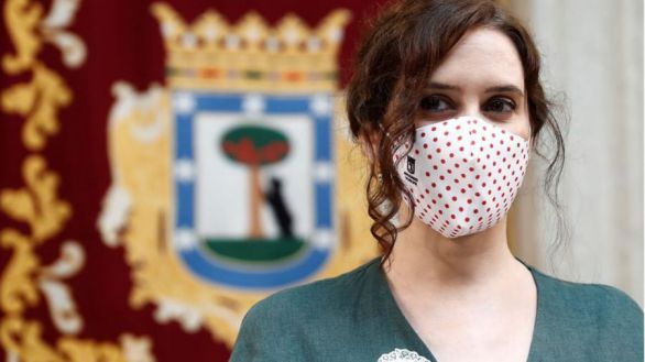 Ayuso pide a Sánchez el cese de Iglesias tras la imputación de Podemos