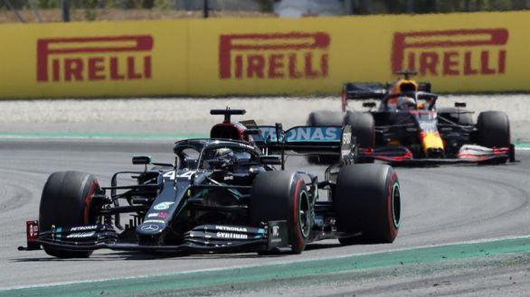 GP España. Hamilton se impone en la paliza de Montmeló y se escapa