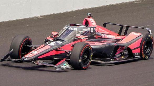 Indy500. Andretti logra la 'pole' y el español Palou saldrá séptimo