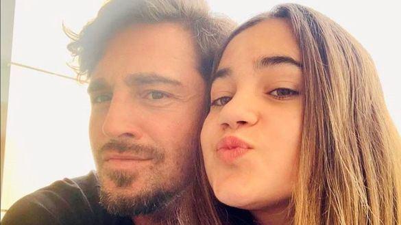 David Bustamante y Paula Echevarría celebran el cumpleaños de su hija
