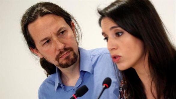 Iglesias y Montero suspenden sus vacaciones en casa del líder del PCE por amenazas