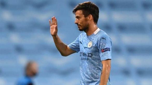 El Manchester City honrará a Silva con una estatua en el Etihad