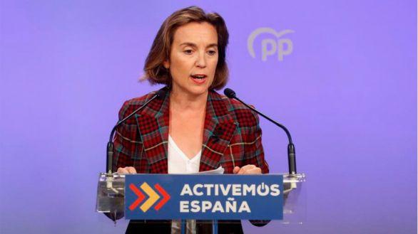 El PSOE espera que Gamarra deje a un lado la