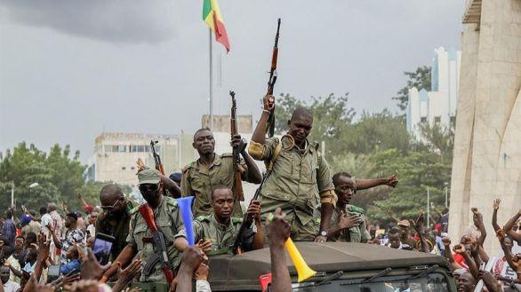 Los golpistas de Mali prometen elecciones