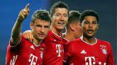 La inspiración de Gnabry saca el billete al Bayern para la final del domingo |0-3