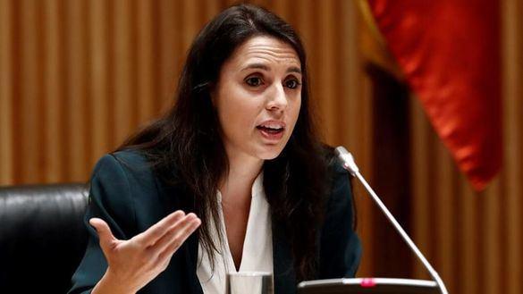 Irene Montero pide que se cierren los prostíbulos porque el contagio es