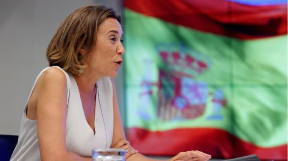 Gamarra avisa al PSOE: