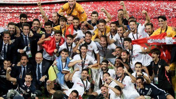 Europa League. El Sevilla escapa de la trampa del Inter y se proclama campeón   3-2