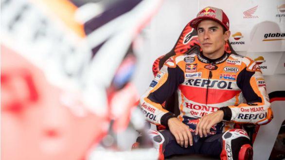 Moto GP. Márquez dice adiós al Mundial: su lesión requiere dos o tres meses de baja
