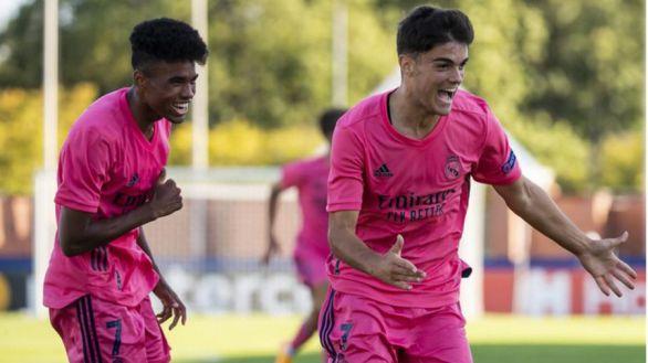 Champions juvenil. El Real Madrid de Raúl logra el pase a la final |1-2
