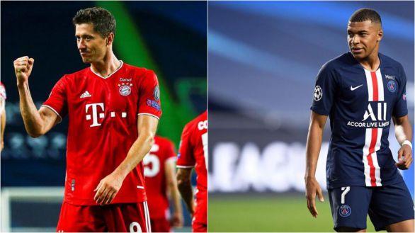 Neymar y Mbappé contra la maquinaria ofensiva del Bayern |21:00/M. Liga de Campeones