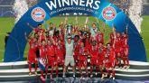 Champions. El Bayern impone sus galones al PSG para erigirse campeón de Europa |0-1