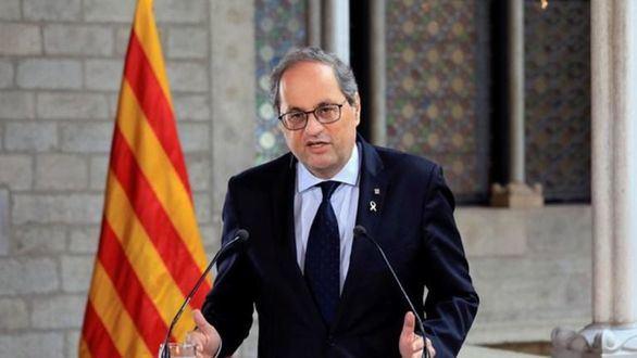 Cataluña prohíbe reuniones de más de diez personas y los alumnos llevarán mascarilla