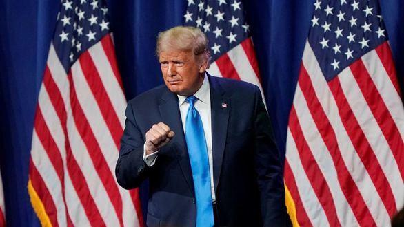 Los republicanos confirman a Trump como candidato a las elecciones