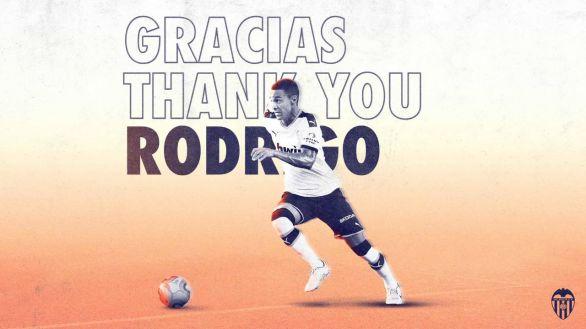 El Valencia traspasa a Rodrigo al Leeds de Bielsa por 30 millones