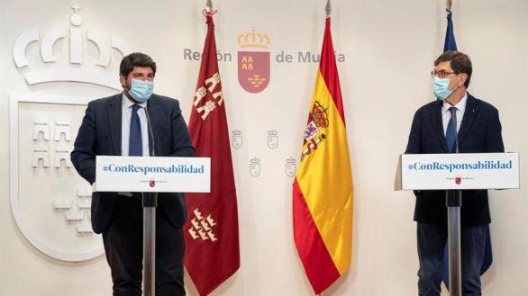 Murcia solicita 60 rastreadores militares a Moncloa