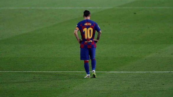 Messi cambia de estrategia para salir del Barcelona y fichar por el City