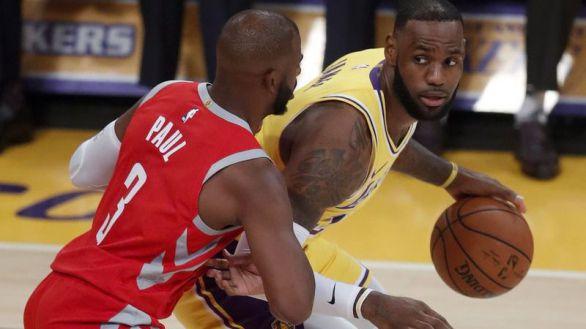 NBA. LeBron James y Chris Paul deshacen el boicot para seguir cobrando millonadas