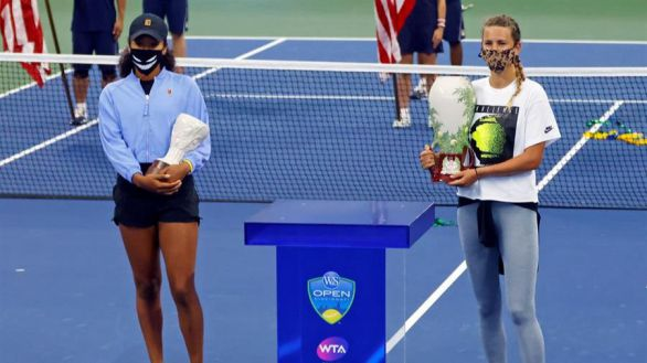 WTA Cincinnati. Osaka abandona y Azarenka se corona