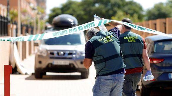 Detenido un hombre que huyó tras matar a su mujer en Águilas