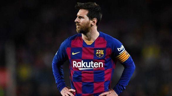 Tebas se alía con Bartomeu en la batalla contra Lionel Messi
