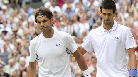 ATP. La política enfrenta a Novak Djokovic con Rafa Nadal y Federer